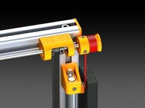 SquareBOT addon (Counterweight system)