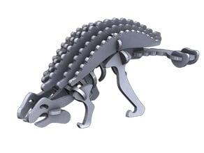 Ankylosaurus Classic Puzzle