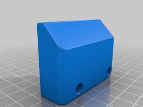 Tusk Part Cooling Shroud for RailCore II Printer