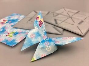 Origami Press - Yoshizawa Butterfly