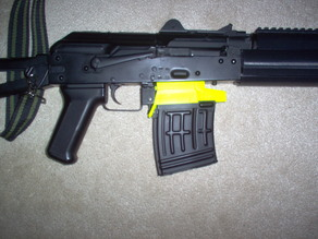Airsoft AK Adapter for SVD MAgs
