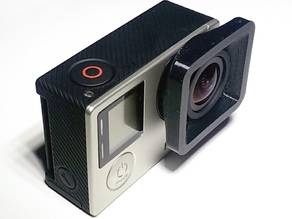 GoPro Hero4 Lens Hood