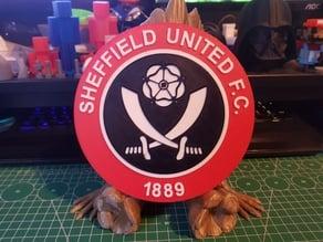 Sheffield United Football Badge