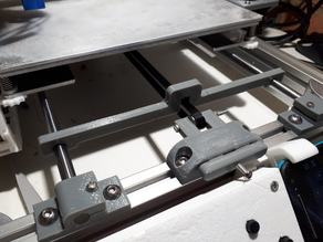 AM8 Y Axis Rod Alignment Jig