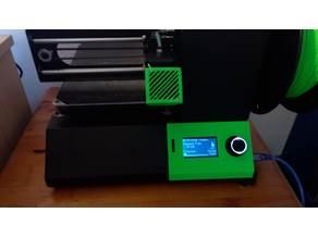 Wanhao duplicaor i3 mini control panel plate