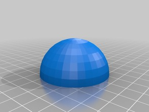 Small Joystick Dome