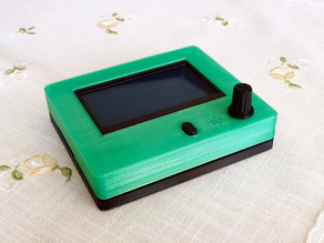Case for the Full Graphic Smart LCD Controller