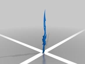 Lightning sword Final Fantasy