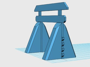 Torii Gate designed for infinity