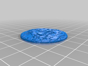 Round Bases (Paving)