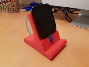 Wireless Phone Charger Stand