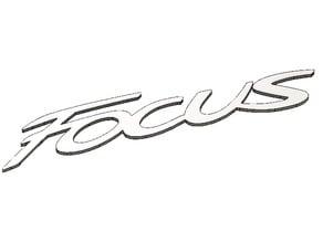 Ford Focus Badge