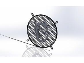 200mm MSI Logo Fan Cover