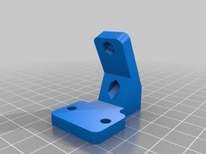 Tilted ADIMLabs Filament Module Bracket