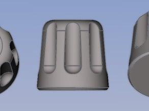 knob for potentiometer