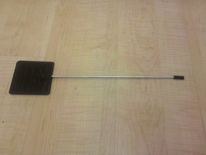 Thicker fly swatter