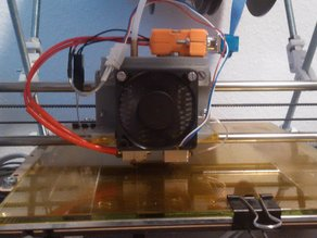 Dual E3D Extruder for RepRapPro Mendel