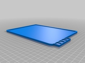 Movement tray for square / rectangular bases Kings of war, warhammer fantasy,  ECW,  ACW, Ancients etc