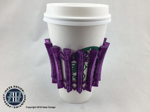 WTFFF?! Collapsible Coffee Sleeve