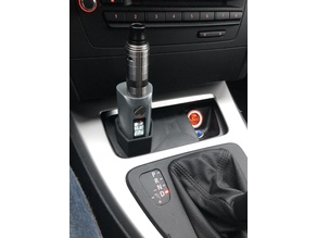 Asmodus Minikin V2 Car Holder / Halter Aschenbecher for BMW E91 LCI