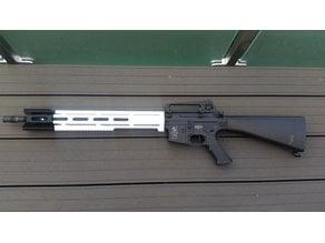 Softair Ris M16 AR15 M4 ICS Handguard