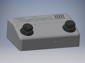 Arduino Uno joystick case