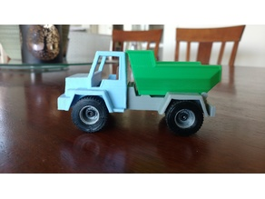 Wheels for Toy Dump Truck