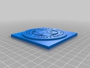 Leicester City FC Shield - Escudo