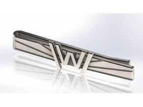 Westworld Tie Clip [SUNRISE EDITION]