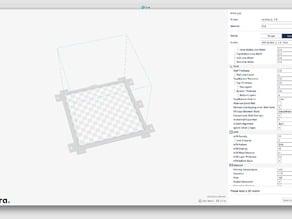XYZ Printing daVinci Jr 1.0 + Cura 2.3.1 + ThreeDub