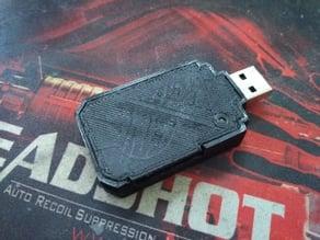 USB Card-reader case