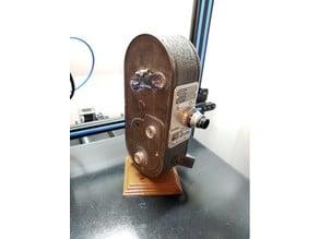 Antique Camera Display Base