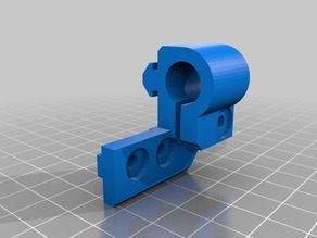 Creality Ender 3 - Y Axis home inductive sensor holder