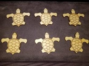 Tiling Turtle (Laser Cut)