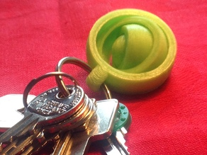 gyroscopic keyring 2