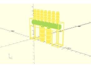 Parametric Hose adaptor and splitter (remix)