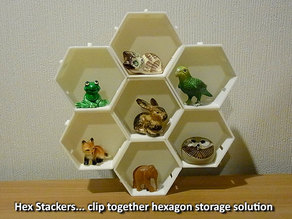 Hex Stackers