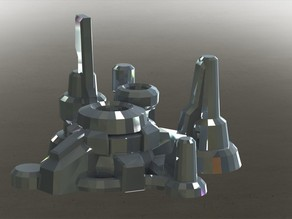 Starcraft 2 Terran Armory