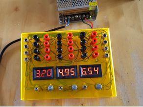 Multi voltages powersupply