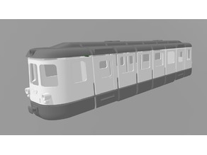 Modular Fantasy-Railcar for 2G/G/or LGB