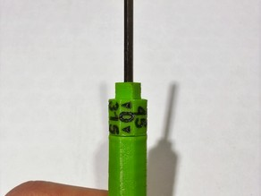 "OMT² - Hex Bed Leveling Tool (2.5mm - 1/10"")"