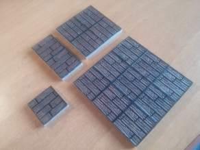 Terrain base - wooden floor