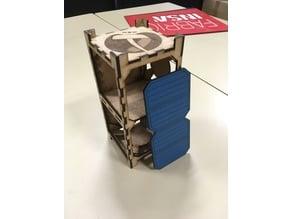CubeSat 2U (TOLOSAT)