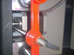 Z-stabilizer for Printrbot Simple Metal