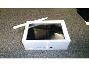 "Raspberry Pi3 LCD 3,5"" Case & Touch Pen"