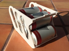 Dispenser for 12-oz Cans