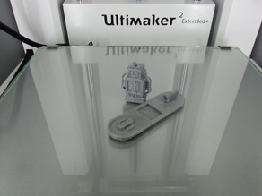 Hoverboard Ultimaker robot