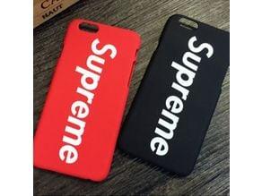 iPhone 7/8+ Supreme Case
