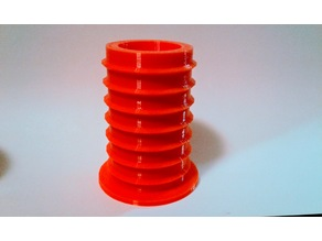CR-10S filament adapter for Hatchbox Filament