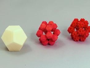 Fractal Dodecahedra